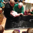 Baptism photo album thumbnail 1